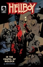 Hellboy: In the Chapel of Moloch # 1