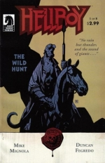 Hellboy: The Wild Hunt # 1