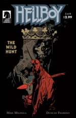 Hellboy: The Wild Hunt # 2