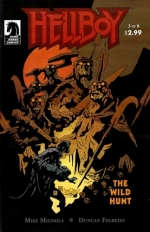 Hellboy: The Wild Hunt # 3