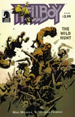 Hellboy: The Wild Hunt # 4