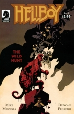 Hellboy: The Wild Hunt # 5