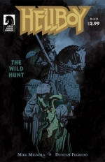Hellboy: The Wild Hunt # 8