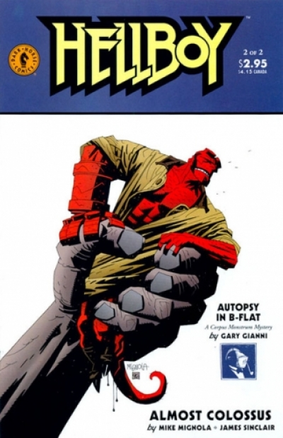 Hellboy: Almost Colossus # 2