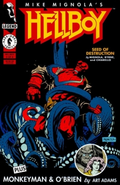 Hellboy: Seed of Destruction # 2
