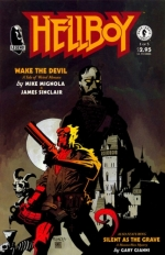 Hellboy: Wake the Devil  # 1