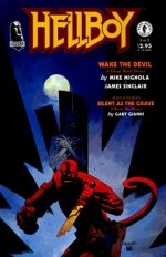 Hellboy: Wake the Devil  # 3