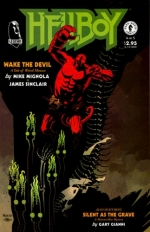 Hellboy: Wake the Devil  # 4