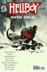 Hellboy winter special # 1