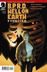 B.P.R.D. - Hell on Earth: Exorcism # 1