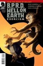 B.P.R.D. - Hell on Earth: Exorcism # 2