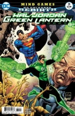 Hal Jordan And The Green Lantern Corps  # 31