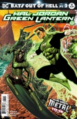 Hal Jordan And The Green Lantern Corps  # 32