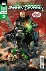 Hal Jordan And The Green Lantern Corps  # 41