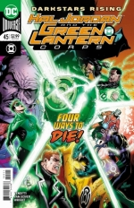 Hal Jordan And The Green Lantern Corps  # 45