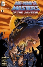 He-Man and the Masters of The Universe vol 1 # 2