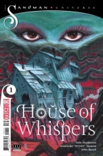 House of Whispers # 1