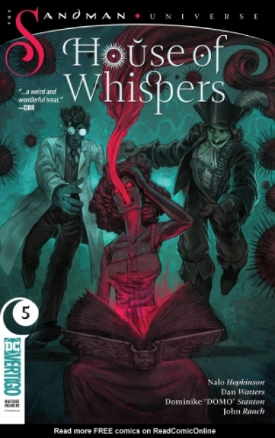 House of Whispers # 5