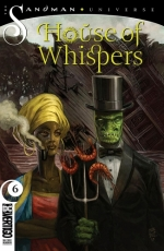 House of Whispers # 6