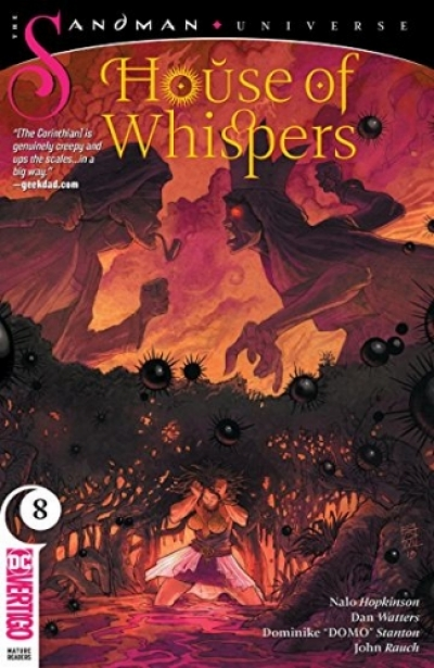 House of Whispers # 8