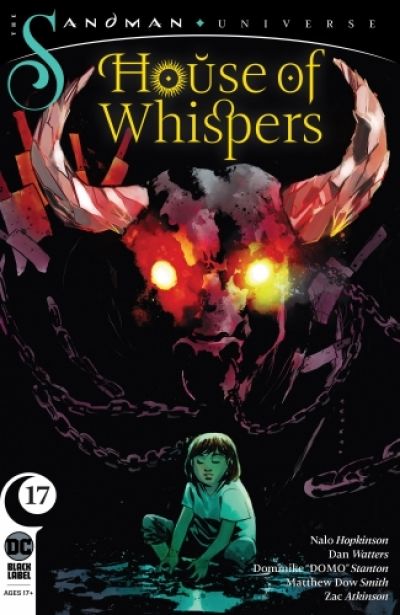 House of Whispers # 17