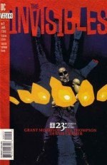 The Invisibles vol 1 # 9