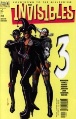 The Invisibles vol 3 # 3