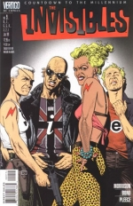 The Invisibles vol 3 # 9