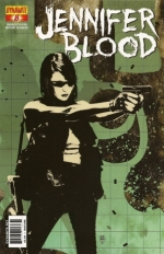 Jennifer Blood # 8