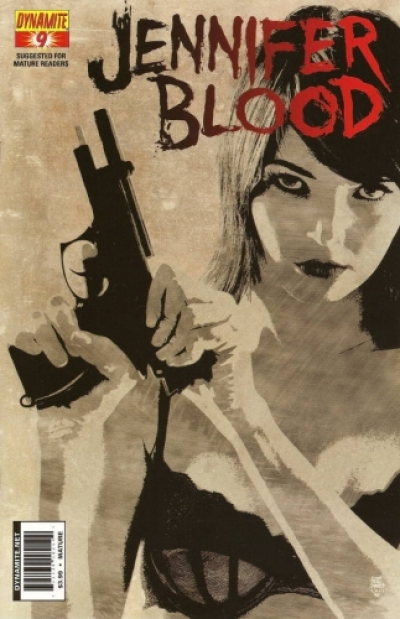 Jennifer Blood # 9