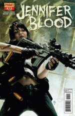 Jennifer Blood # 10