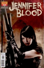 Jennifer Blood # 11
