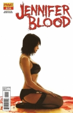 Jennifer Blood # 12