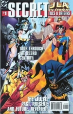 JLA in Crisis Secret Files # 1