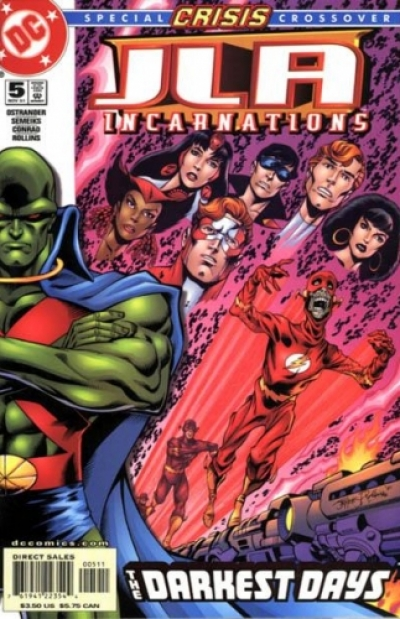 JLA: Incarnations # 5