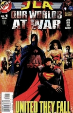 JLA: Our Worlds at War # 1