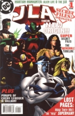 JLA Secret Files And Origins # 1