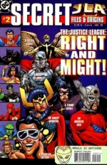 JLA Secret Files And Origins # 2