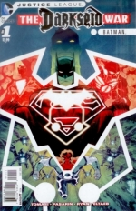 Justice League: Darkseid War: Batman  # 1