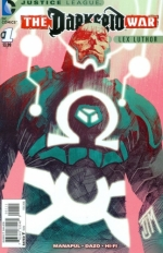 Justice League: Darkseid War: Lex Luthor # 1