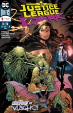 Justice League Dark vol 2 # 1