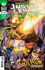 Justice League Dark vol 2 # 9
