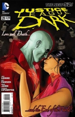 Justice League Dark vol 1 # 21