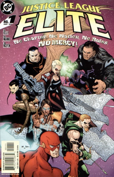 Justice League Elite # 1