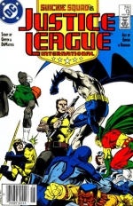 Justice League International vol 1 # 13