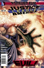 Justice League of America vol 3 # 9