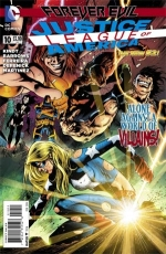 Justice League of America vol 3 # 10
