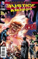 Justice League of America vol 3 # 12