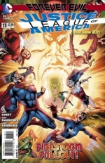 Justice League of America vol 3 # 13