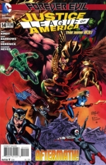Justice League of America vol 3 # 14